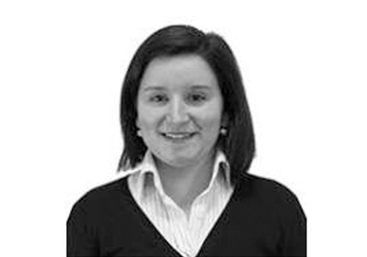 Filipa Costa, Coordenadora administrativa e Técnica da Ação - chave 1