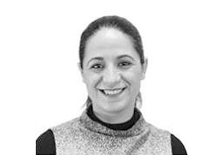 Gabriela Salgado, Coordenadora Ações - Chave 1 e 3