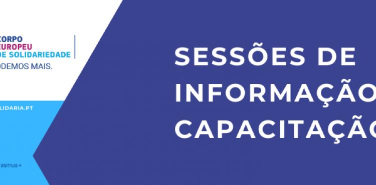 Sessões de informação CES 2021