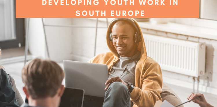 A Agência Nacional promove curso de formação online para animadores de juventude do sul da Europa.