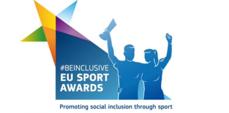 #BeInclusive #EUSport Awards 2020
