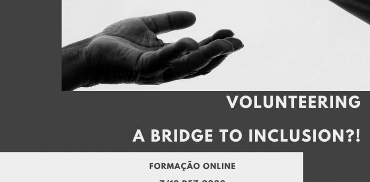 Formação sobre voluntariado e inclusão