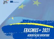 Acreditação Erasmus + no domínio da juventude