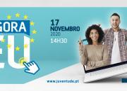 AgoraEU 2020, Agência Nacional inova com formato Online