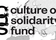 European Cultural Foundation lançou o Fundo Europeu de Cultura de Solidariedade!