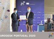 Multiplicadores Eurodesk Portugal reunidos a preparar o futuro
