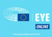 European Youth Event foi transformado e agora realiza-se on-line.