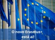 Erasmus+, tudo começa aqui!