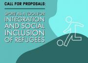 """O desporto como ferramenta de integração e inclusão social dos refugiados"""": candidaturas abertas"""