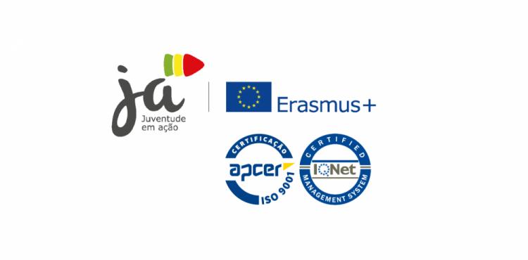 erasmus+JA-certificada-com-a-norma-ISO-900-2015