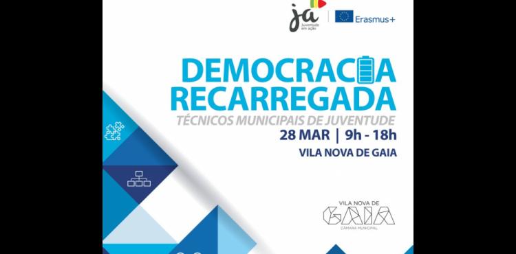 Formação para técnicos municipais de juventude em Portugal