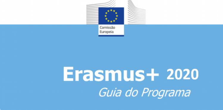 Guia Erasmus+ 2020 em Português