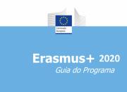Erasmus+ 2020 - Novo guia disponível